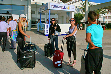 Wild vacation sex in Turkey: Day 1 - Group sex to celebrate the vacation